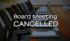 All Meeting Cancelled