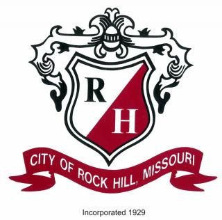 City of Rock Hill, Missouri Seal